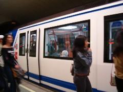 Diario de dos toletas en Madrid II